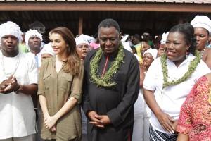 Babatunde's Working Visit(UNFPA)
