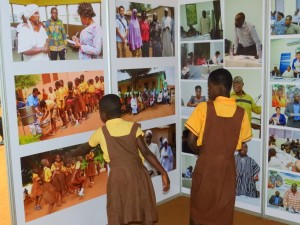 Launch of Ghana School Feeding Policy